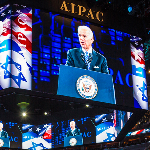 AIPAC - Policy Conference 2016