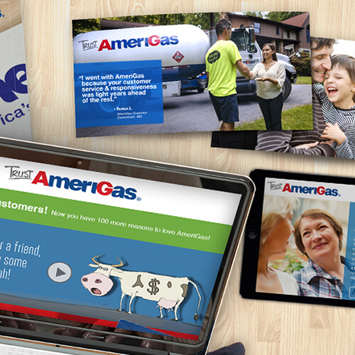 AmeriGas - Trust AmeriGas Referral Program