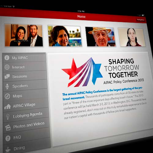 AIPAC - Policy Conference App