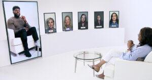 Emmanuel Acho in conversation with Oprah